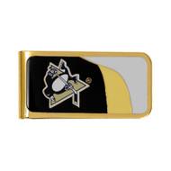 Pittsburgh Penguins Money Clip