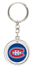 Montreal Canadiens Spinning Keychain (AM)