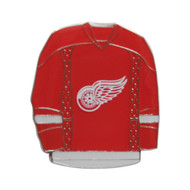 Detroit Red Wings Jersey Pin