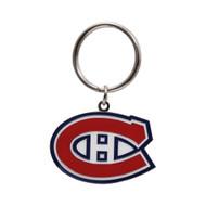 Montreal Canadiens Logo Keychain