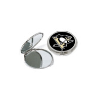 Pittsburgh Penguins Compact Mirror