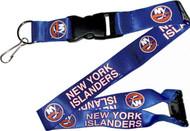 New York Islanders Blue Lanyard