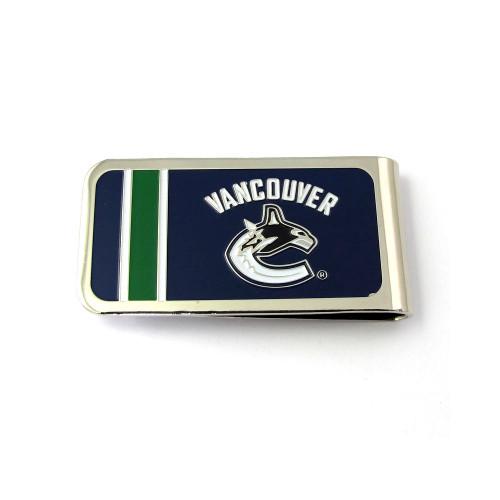 Vancouver Canucks Money Clip