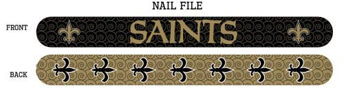 New Orleans Saints Nail File