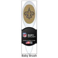 New Orleans Saints Baby Brush