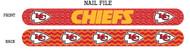 Kansas City Chiefs Nail File