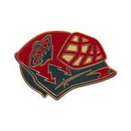 Minnesota Wild Goalie Mask Pin