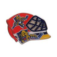 Florida Panthers Goalie Mask Pin