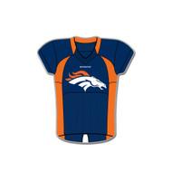 Denver Broncos Team Jersey Cloisonne Pin