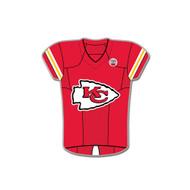 Kansas City Chiefs Team Jersey Cloisonne Pin