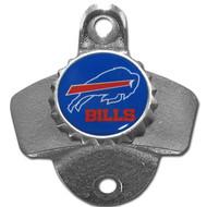 Buffalo Bills Metal Wall Mounted Bottle Opener