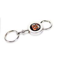 Cincinnati Bengals Quick Release Valet Keychain