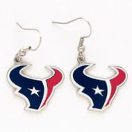 Houston Texans Dangle Earrings