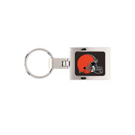 Cleveland Browns Domed Metal Key Chain