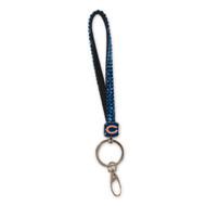 Chicago Bears Bling Keystrap Keychain