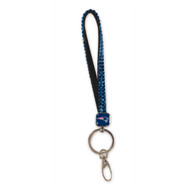 New England Patriots Bling Keystrap Keychain