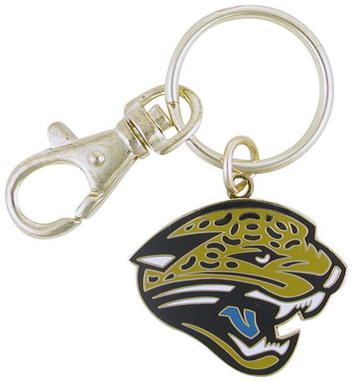 Jacksonville Jaguars Key Chain with clip Keychain NFL