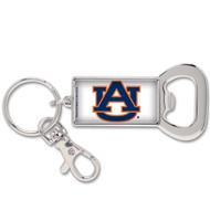 Auburn University Bottle Opener Metal Keychain (WC)