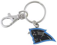Carolina Panthers Key Chain with clip Keychain NFL