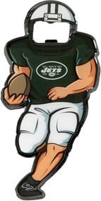 New York Jets Player Magnet Bottle Opener