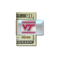 Virginia Tech Money Clip NCAA