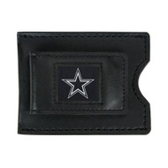 Dallas Cowboys Leather Money Clip and Card Case
