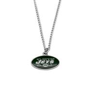 New York Jets Pendant Necklace