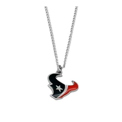 Houston Texans Pendant Necklace