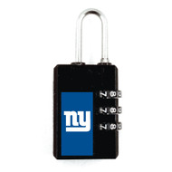 New York Giants Luggage Security Lock TSA Approved