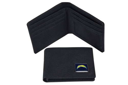 San Diego Chargers Nylon RFID Travel Wallet