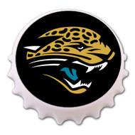 Jacksonville Jaguars Bottle Cap Magnet Bottle Opener