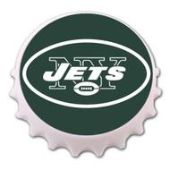 New York Jets Bottle Cap Magnet Bottle Opener