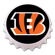 Cincinnati Bengals Bottle Cap Magnet Bottle Opener