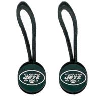 New York Jets Zipper Pull (2-Pack)