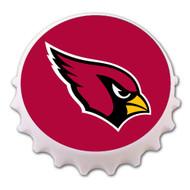 Arizona Cardinals Bottle Cap Magnet Bottle Opener