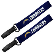 San Diego Chargers 2-Pack Luggage ID Tags
