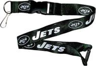 New York Jets Lanyard Keychain