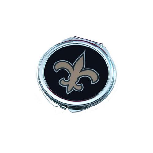 New Orleans Saints Compact Mirror