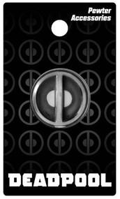 Deadpool Pewter Lapel Pin