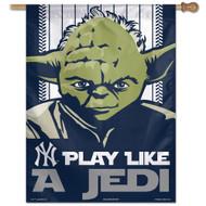 "New York Yankees Yoda Flag 27"" x 37"""