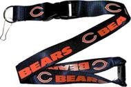 Chicago Bears Lanyard Keychain