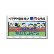 Toronto Blue Jays Peanuts Happiness Cloisonne Pin