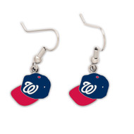 Washington Nationals Dangle Earrings