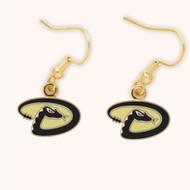 Arizona Diamondbacks Dangle Earrings