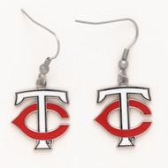 Minnesota Twins Dangle Earrings