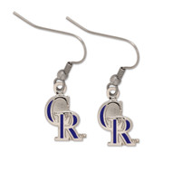 Colorado Rockies Dangle Earrings