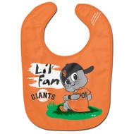 San Francisco Giants Lil' Fan All Pro Baby Bib