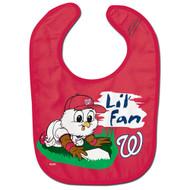 Washington Nationals Lil' Fan All Pro Baby Bib
