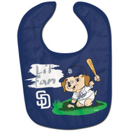 San Diego Padres Lil' Fan All Pro Baby Bib