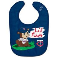 Minnesota Twins Lil' Fan All Pro Baby Bib